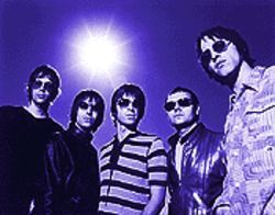 "Oasis: ""What's with those glasses? You look like a buncha bleedin' students!"""