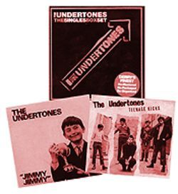 """What else can you do if you're an import junkie?"": A 12-disc singles box from Ireland's Undertones was one of 2000's great overseas releases."