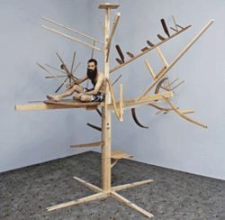 Treehouse Kit, Guy Ben Nur, 2005