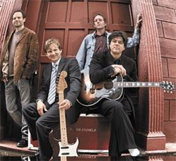 The Gin Blossoms&#039; new album hits stores Tuesday, August 8.