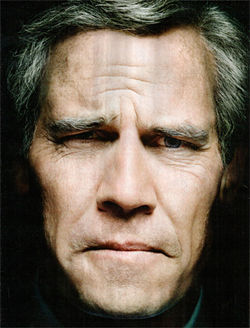 Idiot savant: Josh Brolin channels the president in Oliver Stone's W.