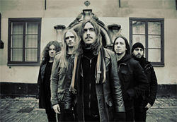 Softer, softest: Swedish death metal band Opeth.
