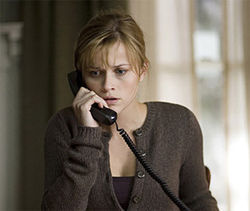 The waiting wifey: Reese Witherspoon looks for her abducted hubby in Rendition.
