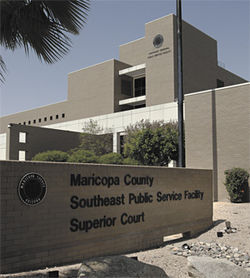 Juvenile dependency and deliquency proceedings happen by the hour at the Mesa courthouse.