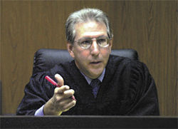Superior Court Judge Ron Reinstein gives high marks to the county's juvenile bar.