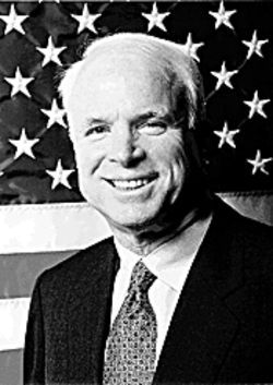 Senator John McCain&#039;s considering Saban for U.S. Marshal.