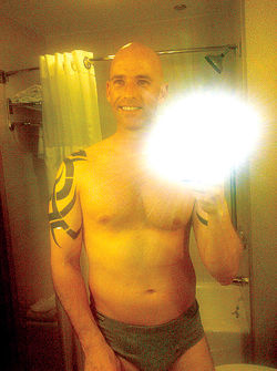 Paul Babeu's self-portrait