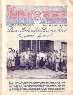 The Phoenix-based Scientology-themed newsletter The Aberree was used by Anderson in his research before making The Master.