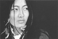 Lhapka Tsamchoe as Pema in Himalaya.