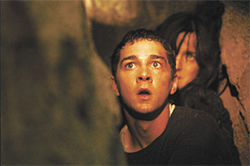 Loser beneath the stairs: Shia LaBeouf, the only good thing about Disturbia