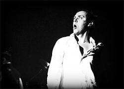"Peter Murphy: ""The godfather of goth."""