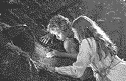 Jeremy Sumpter and Rachel Hurd-Wood are Peter and Wendy in Peter Pan.