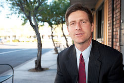Phoenix mayoral candidate Greg Stanton