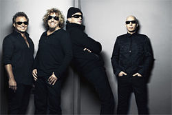 Chickenfoot: A dash of Chili Pepper, two jiggers of Van Hagar, and a whole batch of Satch.