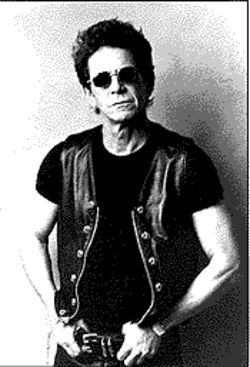 He has a few tales in his heart, too: Lou Reed does Poe.