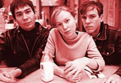 Rainer Maria: From left, William Kuehn, Caithlin De Marrais and Kyle Fischer.