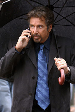 Poor Al: Pacino plays another caricature of himself in 88 Minutes.