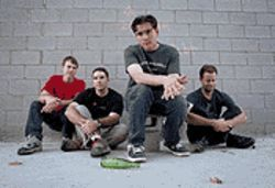 All the young dudes: Jimmy Eat World drops Bleed American in stores this week.