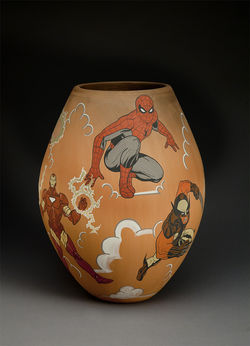 Jason Garcia's Hero Jar