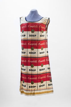 Souper Dress by Campbell&#039;s Soup