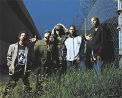Jurassic 5 soldiers on without Cut Chemist.