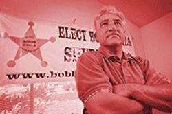 Bobby Ayala has a passion for human rights and 30 years of experience with the sheriff&#039;s office.