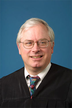 Judge Warren Granville is the subject of repeated official complaints by the county attorney.