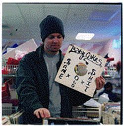 The shadow of his style: DJ Shadow reemerges on The Private Press.
