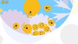 This is your brain on LocoRoco. Any questions?
