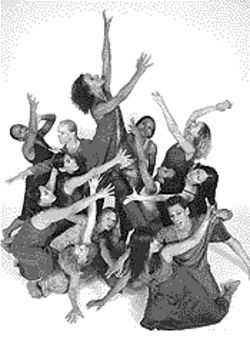 Dancing the Malthusian: Desert Dance Theatre performs works by Marion Kirk Jones.