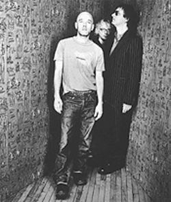 R.E.M.: Adult contemporary pop for the ex-college  rocker with a wife, two kids and a mortgage.
