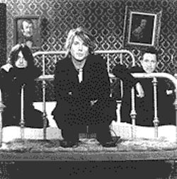 "In deep Goo: The Goo Goo Dolls' new release, they say, is a ""noticeably heavier record."""