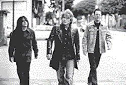 Buffalo soldiers: The Goo Goo Dolls still claim their Rust Belt roots.