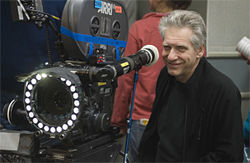 From Russia with Dave: Cronenberg on the set of Eastern Promises