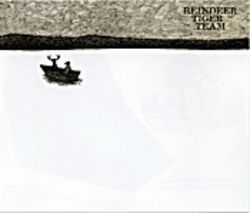 Reindeer Tiger Team's self-titled EP.