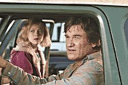 Not very Inspired: Dakota Fanning and Kurt Russell are daughter-and-father horse lovers in Dreamer: Inspired by a True Story.