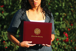 Erica holds her degree from ASU, a bachelor's in psychology.