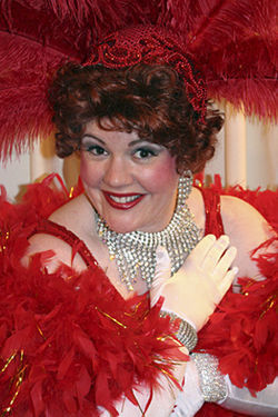 Elizabeth Loos in Hello, Dolly!