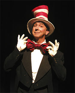 Jon Gentry in Seussical