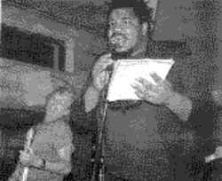 Wesley Willis: Rock's reigning champion of dysfunction.