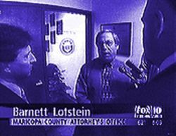Lotstein is Rick Romley's spinmeister with local media.
