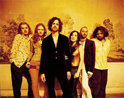 Rusted Root: Getting out of a jam.