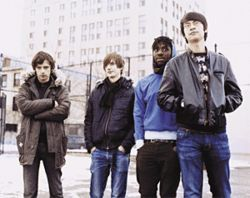 Don't call it a throwback: Bloc Party tries to take the '80s into the 21st century.