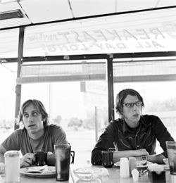 Two for the road: The Black Keys stay on the beaten path.