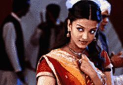 Wedding bell blues: Aishwarya Rai stars in Bride & Prejudice.