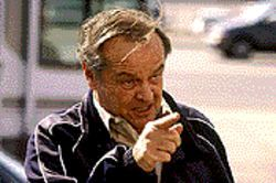 Point of contention: Jack Nicholson in Alexander Payne's About Schmidt.
