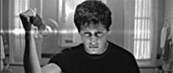 He's baaack: Cult fave Donnie Darko made a comeback.