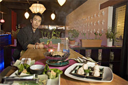 Downtown tastemaker: Chef Johnny Chu serves up shareable small plates and all kinds of sake at Sens.