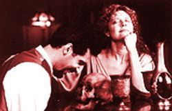 Cast parties: John Turturro and Susan Sarandon in Illuminata.