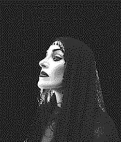 She does a mean Ornette Coleman: Diamanda Galás reinterprets  history -- darkly -- on her new albums.